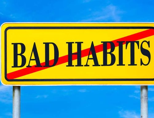 Are bad habits hurting you?